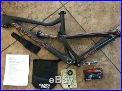 Santa Cruz Tallboy LTc carbon Frame size M Fox Float Chris King