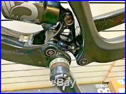 Santa Cruz V10 Carbon DH Frame & Fox Shock Size Large