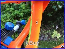 Santacruz 5010 Frame and Fox Shock Large / Mountain Bike Frame