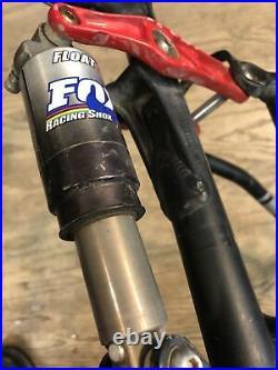 Schwinn Rocket 88 Disc Fox Full Suspension Mountain Frame 26 19 Large