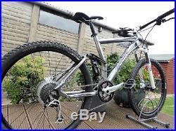 Scott Aspect FX15 Full Suspension Trail Mountain XC Bike 18.5 Large Frame