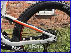 Scott Genius LT 720 Plus Full Suspension Mountain Bike Medium Frame (2017)