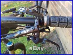 Scott Scale 710 Full Carbon Frame. Xt Groupset Mountain Bike Bargain Price