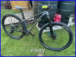 Scott Scale 980 2021 Bike Small Frame Grey and Immaculate