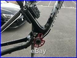 Scott genius 720 Carbon MTB frame, 650b /27.5 size medium