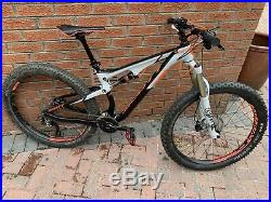 Scott genius 720 plus 2016, medium frame, full suspension mountain bike