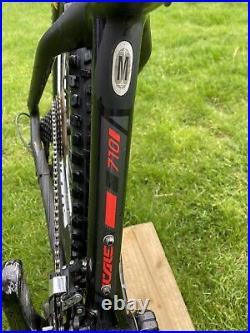 Scott scale 710 Full Carbon Hardtail Medium Frame (sub 10kg Build Possible)