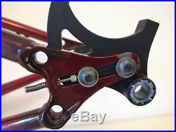 Sick Hacksaw Surgeon Steel Medium Sized Hardtail Enduro Frame, 27.5/27.5+ boost