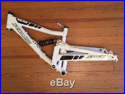 Specialized Big Hit SPEC 2004 Mountain Bike Frame 16 White