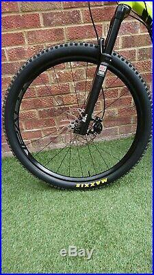 Specialized Camber EVO FSR 29 full suspension mountain bike Medium size frame