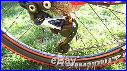 Specialized Camber Pro FSR 26 medium frame full suspension mountain bike