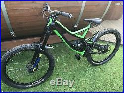 Specialized Demo 8 Il Downhill Mountain Bike (alloy frame Size Large)