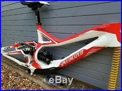 Specialized Demo FSR Downhill Mountain Bike Frame 26 Wheel Medium Fox DHX RC4