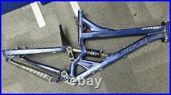 Specialized Enduro Expert full suspension mountain bike frame
