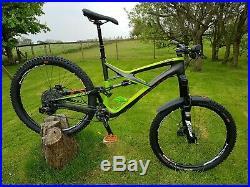 Specialized Enduro S Works 650b Large carbon frame Mtb