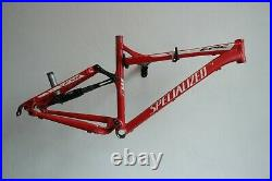 Specialized Epic Comp Full Suspension Mountain Bike / MTB Frame (F91)