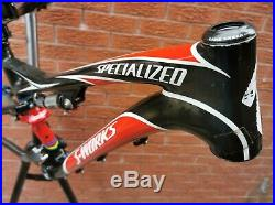 Specialized Epic S-work S works carbon full suspension race frame small 16