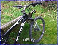 Specialized FSR XC Comp full suspension mountain bike MTB Large frame