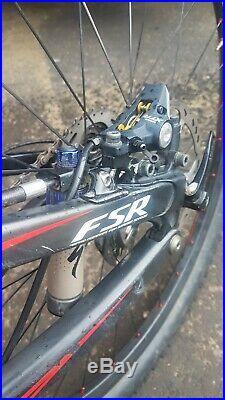 Specialized S-Works Epic Mountain Bike, 26 inch wheel, medium frame size