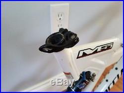Specialized S-Works FSR XC M5 Full Suspension Mountain Bike Frame Medium 18
