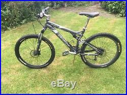 Specialized XC FSR Mountain Bike Full Suspension with lock off, medium frame