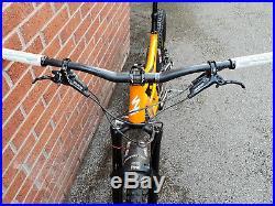Specialized enduro 2016 27,5 full suspension frame 20'