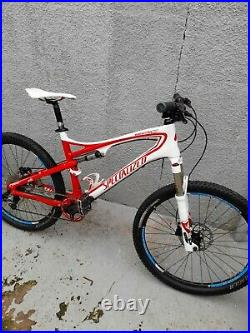 Specialized epic for size large carbon frame very light