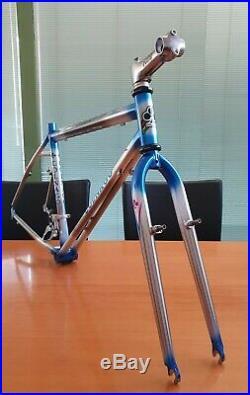 Super rare NOS COLNAGO BITITAN MTB vintage titanium mountain bike frameset NEW