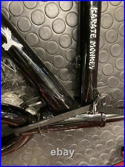 Surly Karate Monkey Frame Single Speed Or Geared 29er Large Black 2017