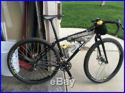 SyCip Bikes 27.5 29 HARDTAIL HANDMADE MOUNTAIN Bike FRAME Custom Steel Brazed