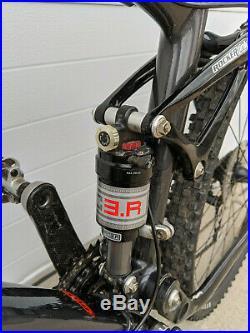 TREK Fuel EX 9.5 OCLV Full Suspension Carbon MOUNTAIN BIKE 17.5 Frame