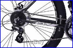 Team 3.0 Mens Mountain Bike 29 Wheel 23 Alloy Frame 24 Speed Front Suspension