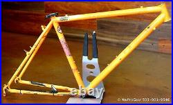 Team Fat Chance Wicked With BB Mountain Bike Frame 17