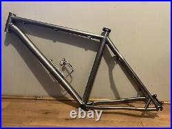 Titanium Cotic Soda Mountain Bike Frame Size Large 19 For 26 Wheels