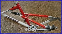 Tomac 98 Special Mountain Bike Frame Aluminium Fox Rear Shock by Doug Bradbury