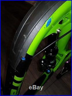 Transition Patrol rock shox lyric reverb seat post mtb mountain bike