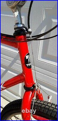 Trek 970 22 vintage steel mountain bike mtb deore