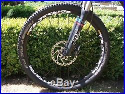 Trek Fuel Carbon 9.9 Ex Series Mountain Bike Full Suspension M/L Frame