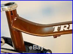 Trek Fuel EX 7 18.5 in Frame 2008 120mm Travel, Fox Float RP2, HT2 bb, Hope clamp