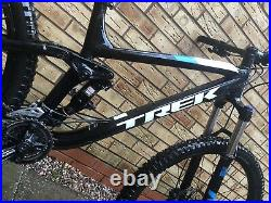 Trek Fuel Ex 5 2017 18.5 Large Frame 29 Full Suspension Mountain Bike £1750