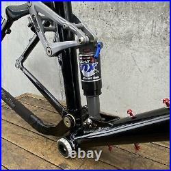 Trek Fuel Frame 21.5 24.5 XL Mountain Bike Rocker Link Suspension Fox Float RL