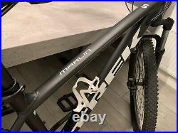 Trek Marlin 5 Mountain Bike Medium Frame With Supacaz bottle holder
