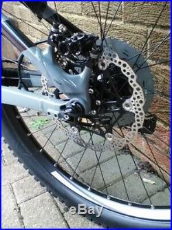 Trek Powerfly LT7 Plus E mountain bike 2019 model 19in frame custom spec