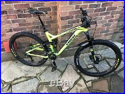Trek Remedy 7 MTB Mountain Bike 18.5 M/L frame Full Suspension Trail DH XC VGC