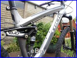 Trek Remedy 7 Mountain Bike 17.5 Medium Frame 10 Speed Enduro Freeride Trail