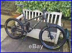 Trek Remedy 8 2019 Full Suspension Mountain Bike 650b 27.5 Mens Frame Size 19.5