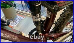 Trek Remedy 9.9 26 Carbon Enduro Full Suspension Bike