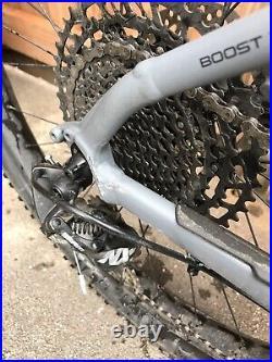 Trek Roscoe 8 27.5+ Hardtail Mountain Bike 2019 Matte Slate 19.5 Frame