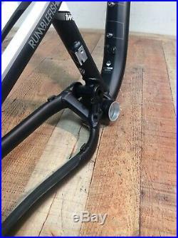 Trek Rumblefish II Full Suspension 29er Mountain Bike Frame15.5 AluminumNice