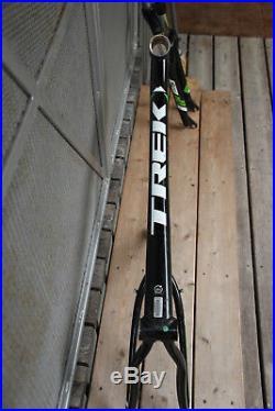 Trek Wahoo 29er Frame and Fork set 15.5 inch disc only 100mm travel G2 geometry